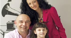 Калин Сърменов дядо и татко