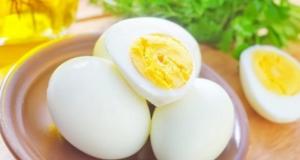 Диета с варени яйца топи 11 кг за 2 седмици
