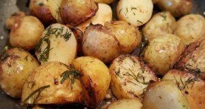Тайната на най-вкусните картофки с копър и чесън е разкрита