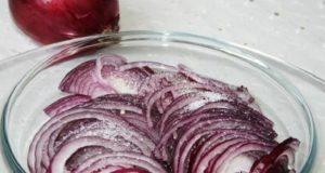 Червен лук и захар: комбинация която лекува черния дроб
