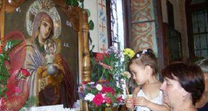 Икона на Св. Богородица прави чудеса