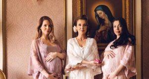 Женско царство: Вижте Илиана Раева на море с дъщерите и внучките си
