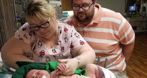 Помните ли бебето-гигант което се роди почти 6 кг?