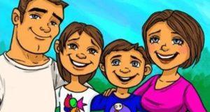 Тест: Кое от децата на картинката е осиновено?