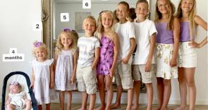 """Имам 3-ма сина и 6 дъщери"""" – ето как изглежда майката"""
