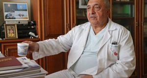 Вижте рецептата за дълголетие на прочут руски кардиохирург