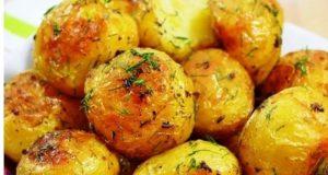 Това е рецептата за вкусните царски картофки всички у дома са луди по тях