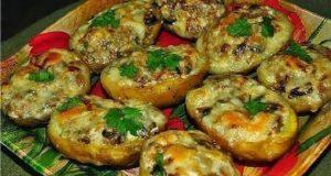 Рецепта за вкусно и ароматно ястие: Картофени лодки