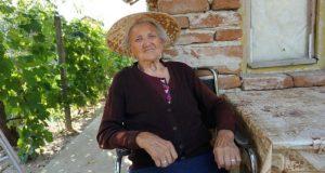 100 години празнува днес баба Надежда от Арчар. Цял живот си работи на градинката яде ябълки и сушени смокини през зимата