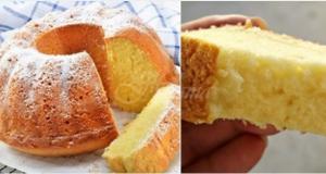 Ето как кексът да бухне и да прелива от формата без бакпулвер и сода