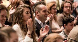Румен Радев горд баща: Щерката на президента блестяща на изпитите за НАТФИЗ