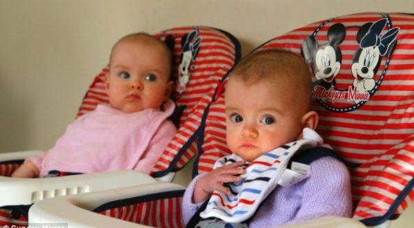 Помните ли близначките които се родиха с 87 дена разлика?