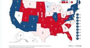 Байдън отстъпи ключови щати но бе избран от Запада Тръмп държи Флорида