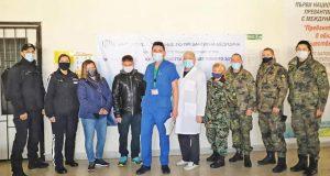 """""""Втора смяна"""" военнослужещи от Българската армия излизат срещу КОВИД-19 в помощ на медиците"""