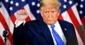 Тръмп на прощаване: Бях първият US президент от десетилетия