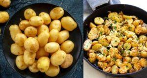 Италиaнска рецепта с картофи – объркваш всичко