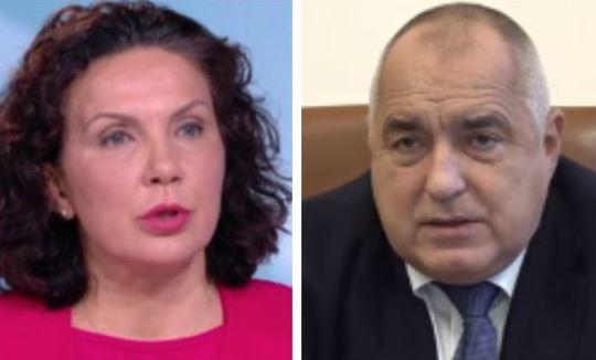 Д-р Антония Първанова изригна срещу Борисов: Той извърши най-голямото престъпление и няма как да му се размине!