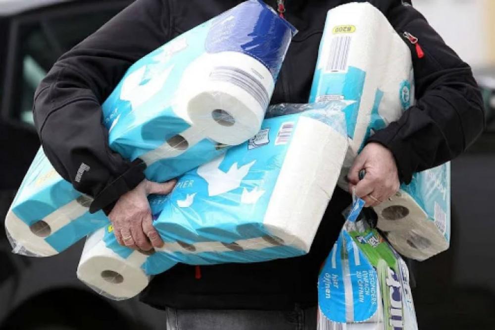 Опашки за тоалетна хартия