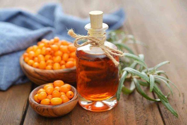 Как се използва маслото от морски зърнастец за лечение на хемороиди?