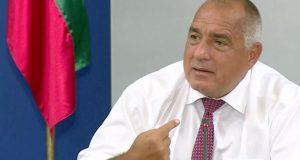 Борисов заплаши: Неблагоприятно е да дойдат други да управляват ще върнат с години развитието на страната