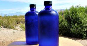 Как да си направим синя слънчева вода и за какво помага