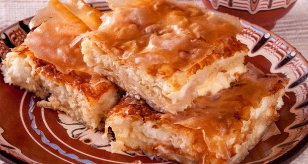 """Бърза баница """"Мързеливка"""" – най-вкусната рецепта на леля Катя"""