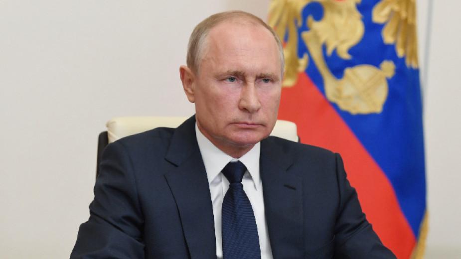 Путин: НАТО иска да използва България срещу Русия,