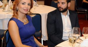 Иван Христов и половинката му Ирина са постъпили в болница след усложнения на Koвид / СНИМКИ
