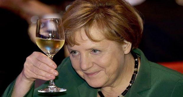 Лимонадата на Ангела Меркел за желязно здраве
