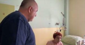 Борисов към възрастни жени в болницата: Аз имам 5 операции ти колко имаш?