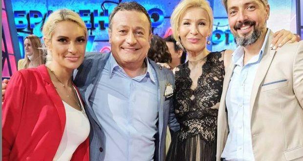 Рачков показа най-после официално дамата до себе си