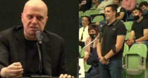 Студент излезе смело пред Слави Трифонов: Защо мълчахте досега? Явно че няма да носите отговорност в парламента