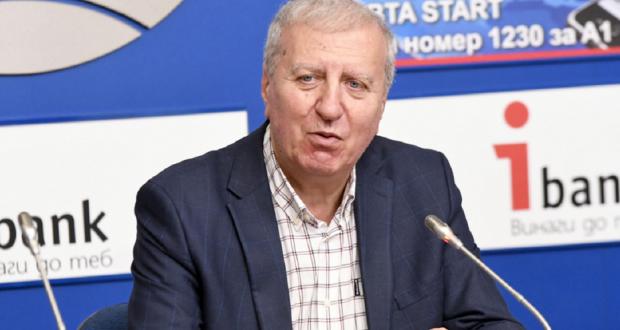 """Томов: ГЕРБ няма шанс да спечели изборите първа политическа сила става """"Има такъв народ"""""""