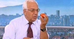 Проф. Мермерски: Маслини домати и пъпеш за кръвно бетон през лятото!