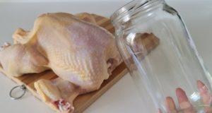 Трябват ти само пиле и буркан - става крехко и сочно с чудна хрупкава кожичка! Ненадмината рецепта