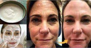 Подхранваща маска която опъва отпусната кожа по-добре от ботокса! 10 минути и няма да се познаете трие бръчките без остатък!