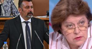 Филип Станев: Дончева е медуза разпаднала се от собствената си отрова
