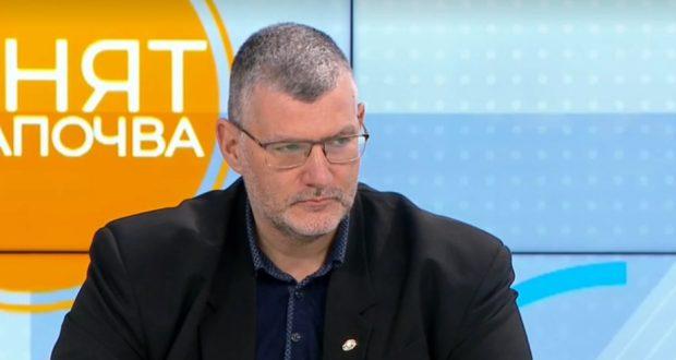 Проф. Момеков: Който разбере истината за произхода на COVID-19 ще умре!
