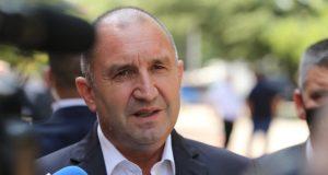 Румен Радев: Разпускането на парламента е въпрос на дни