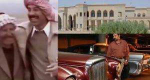 Садам Хюсеин купил пръстен за 500 хиляди долара на единия си син и 10 000 коли на другия