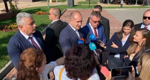 Потвърдено: Румен Радев е човек от народа мафията няма шанс на изборите!