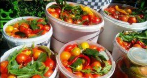 Мариновани домати в захар за зимата - сочни плътни по-вкусни са от пресните!
